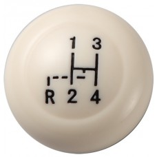 Ivory Shift Knob (Gear Lever) for VW Beetle and Karmann Ghia
