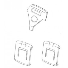 Guide set for Seat Rail (Front) VW Beetle 1973 to 1979 (And Mk1 Golf)