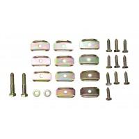 VW Floor Pan bolt kit (One Side) Economy option