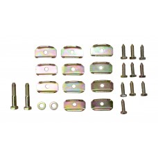 VW Floor Pan bolt kit (One Side) Economy option