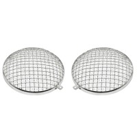 VW Mesh Headlight Guards, Beetle 1968 to 1979, Kombi 1968 to 1979 and  T3 1962 to 1973