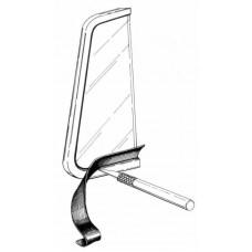 Quarter light Glass To Frame Seal VW Kombi 1950 to 1979 VW Beetle 1946 to 1979