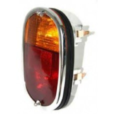 VW Kombi 1961 to 1971 Tail lamp complete Twin Euro Bulb Style (Quality)