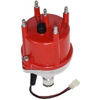 Performance VW Pro Series Pro-Billet Distributor with Red Cap