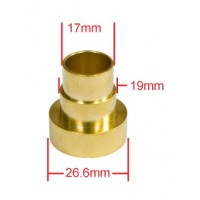Nose Cone Seal Holder Bushing VW Beetle, Kombi, Karmann Ghia, and Type 3