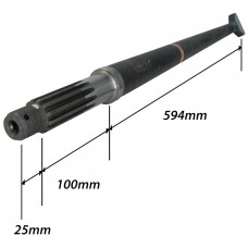 Genuine VW Swing Axle Driveshafts (Late 1968 an on Beetle, 1965 and on Type 3)