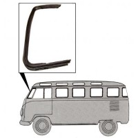 Opening Quarter light seal in the cab door Left hand side VW Kombi 1955 to 1967