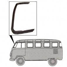 Opening Quarter light seal in the cab door Left hand side VW Kombi 1955 to 1967