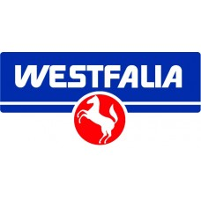 Westfalia Sticker VW Kombi 1968 to 1979 and T25 1979 to 1992