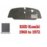 Kombi Baywindow Front Cab Mat - 1968 to 1972 (RHD)