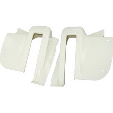 Tailgate Hinge Covers VW Kombi 1964 to 1967