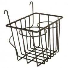 Black Dash Basket Cup Holder VW Kombi 1955 to 1967