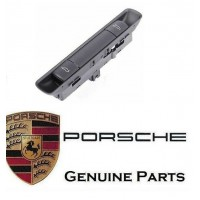 Porsche (997, Boxster and Cayman) Switch Assembly for Bonnet and Engine lid Release (Genuine Porsche Part)