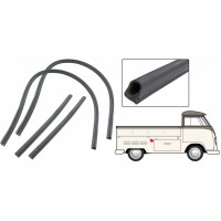 Treasure Chest Door Seal VW Kombi Pick Up 1955 to 1979