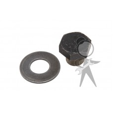 Crankshaft Pulley Bolt for All VW Beetle, Karmann Ghia's and Kombi's with up to 1600cc engines fitted