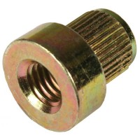 Captive Nut for Crankcase (When using Dog House Cooler and exit tin)