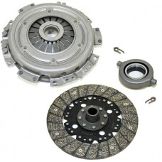 Economy Early Clutch kit 200mm  for VW Beetle, Karmann Ghia, Type 3 and Kombi