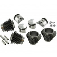 VW 1200cc 40hp Piston and Barrel Kit (77mm)