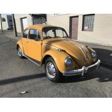 1969 VW Beetle 1500