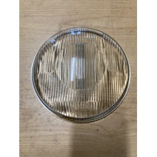Pre loved head lamp Lens Karmann Ghia up to 1967 Bosch Germany