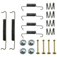 VW Type 3 Rear Brake Spring Hard Ware Kit