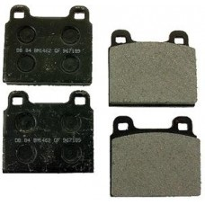 Brake pads set Front VW Kombi 1972 to 1985 (and Porsche 911 See listings)