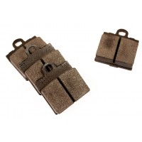 Brake Pads Front VW Beetle Karmann Ghia and Type 3 (Single Pin)