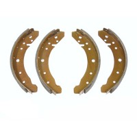 Rear Brake shoes for VW Beetle and Karmann Ghia 1965 to 1967
