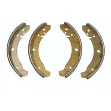 Rear Brake shoes VW Beetle Karmann Ghia 1968 to 1979 and Porsche 924