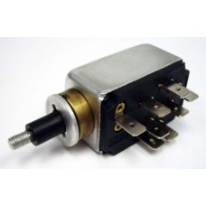 VW Beetle, Type 3 and Karmann Ghia Headlight switch 1968 to 1970