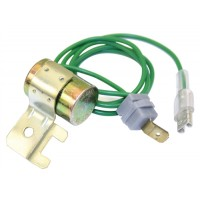 Bosch 02 086 Condenser, 1 237 330 280