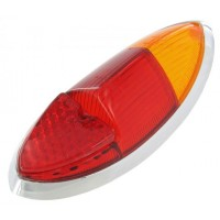 Tail Light Lens Karmann Ghia 1960 to 1969 Euro Spec