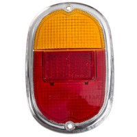 Tail light Lens VW Kombi 1962 to 1971 Quality Hella made
