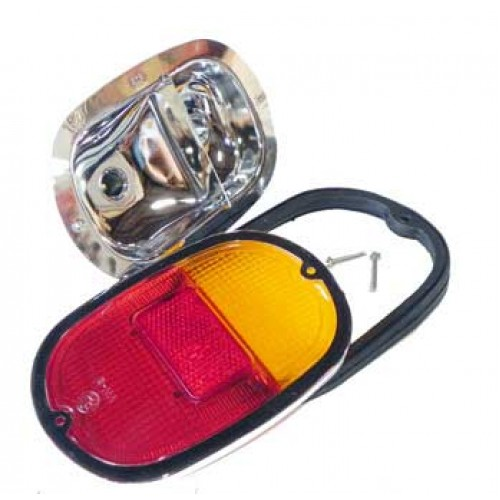 Porsche Boxster Check Engine Light Codes: Tail Light Assembly Kombi 1962 To 1971