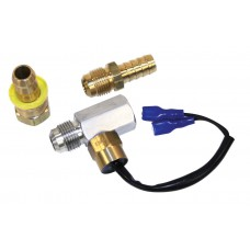 Inline Cooler Thermostat switch , -8AN 1/2