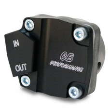 CB Performance Black Maxi 30 In & Out Full Flow Oil Pump (Flat Cam)