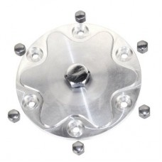 Billet aluminium sump plate 1200cc to 1600cc style engines