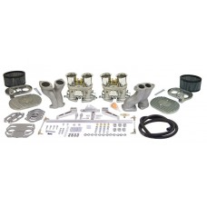 EMPI Generation 3 HPMX Dual 44mm Ultra carb kit for VW Type 1 engines