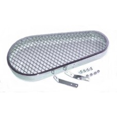 Pulley Guard Mesh Crome