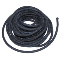 VW Fuel Hose Original German Made Braided cloth style Stock Size (5.5mm)