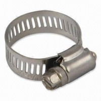 Hose Clamp Small 6mm to 16mm Stainless Steel