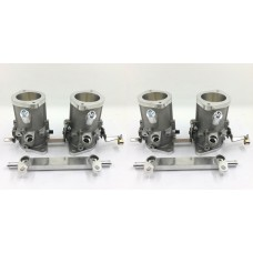 Injection Throttle Bodies 40mm with Injector Ports (2 Pairs)