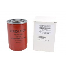 Porsche Classic Part Red Oil Filter Purolator Micronic, PC34 Fits 911 1965 to 1971