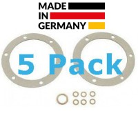 VW Sump Kit Oil change gasket set 1200cc 40hp, 1300cc, 1500cc and 1600cc (5 Pack) (Made In Germany)