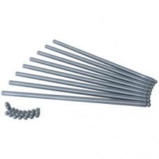 CB Performance Chromoly Push Rods Cut to length