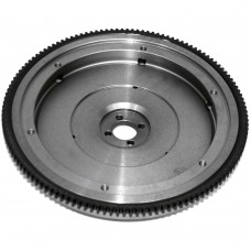 Stock Flywheel, 200mm, 12 Volt, 4 Dowel, Economy.