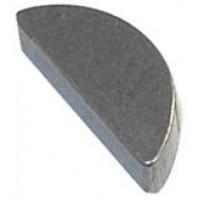 Woodruff Key, Crankshaft Pulley On Nose of Crankshaft