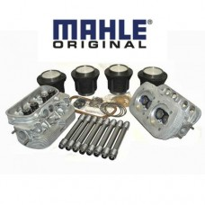 Top End Engine Rebuild Kit for VW Type 1 Twin Port Engines With Mahle Piston Barrel Kit