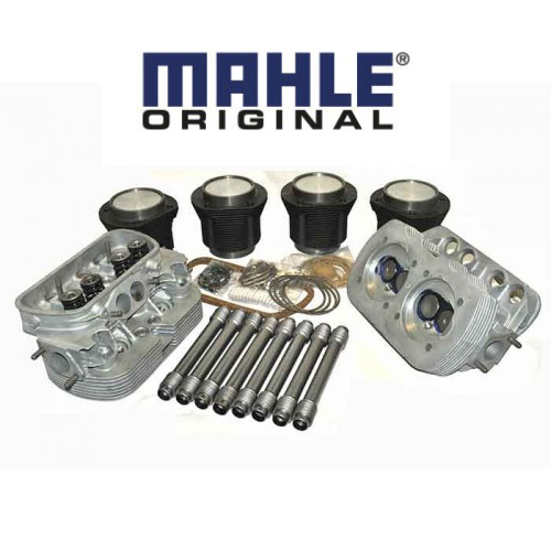 Top End Engine Rebuild Kit for VW Type 1 Twin Port Engines With