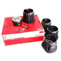 """VW 90.5mm """"B"""" Piston Barrel Kit (Up to 2110cc) Mahle Brand"""